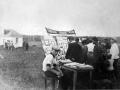 Выставка на аэродроме в День авиации 1930-е годы