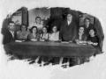 Заседание библиотекарей 1930-е годы