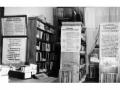 Книжный фонд районнной библиотеки 1940-1950-е годы