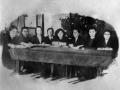 Коллектив районой библиотеки 1930-е годы