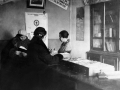 Обслуживание читателей 1940-е годы