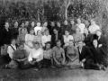 Участники куставого совещания в конце 1940-х годов